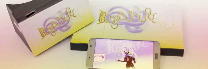 Zubr Bjork Google Cardboard and web VR experience