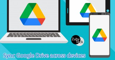 Sync Google Drive across devices