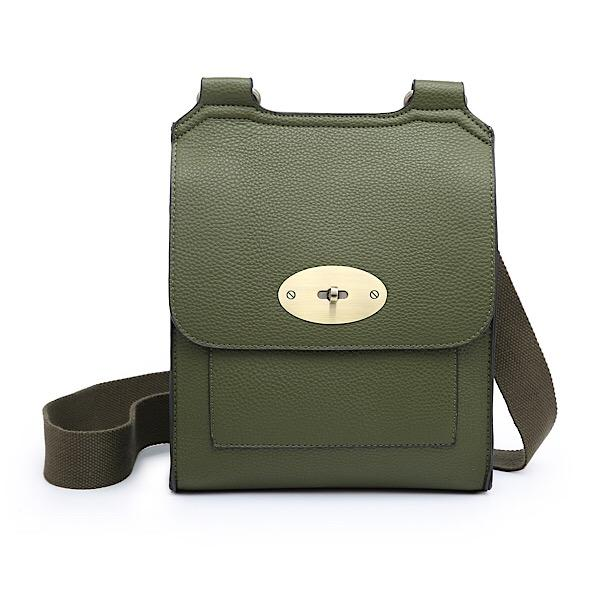 Messenger Bag Khaki