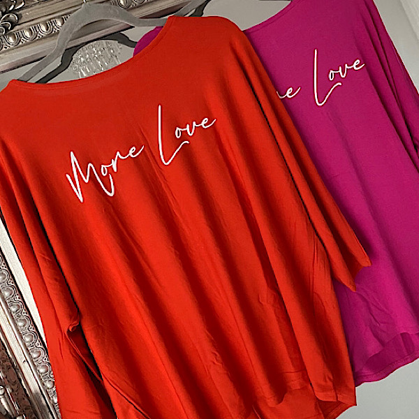More Love Jersey
