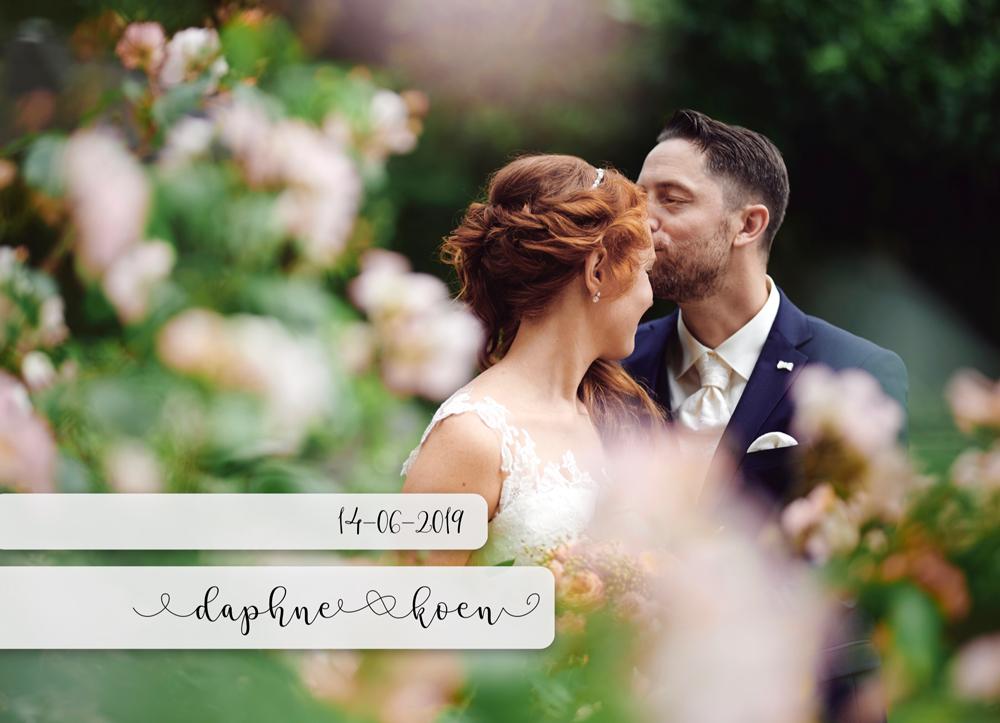 Boek van je eigen trouwceremonie