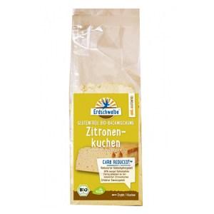 Erdschwalbe Zitronenkuchen-Backmischung glutenfrei 160 g Beutel online kaufen. Zitronen Kuchen Low Carb / Backmischung von Erdschwalbe online kaufen.
