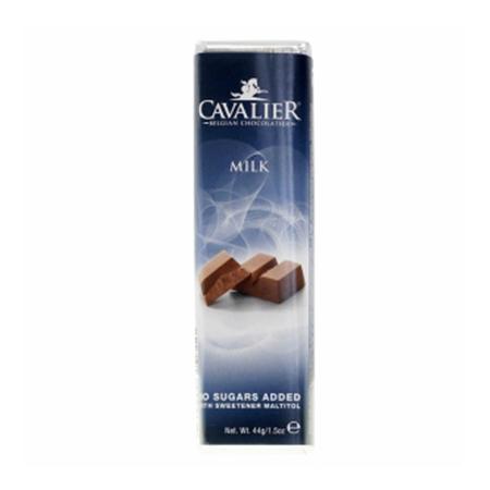 Cavalier Schokoriegel Milch 42 g / Zucker-frei Online Shop / LCHF & Low Carb Produkte. Hier Cavalier Schokoriegel Milch 42 g Riegel / Tafel online bestellen