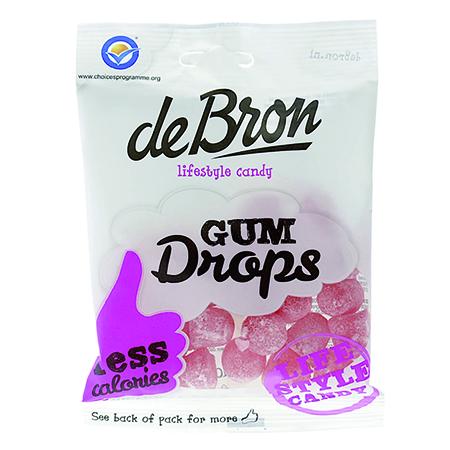 De Bron zuckerfreie Himbeerdrops 90 g, Himbeer Sahnebonbons kaufen, Sahne Bonbons kaufen im Shop. Online Sahne Bonbons kaufen