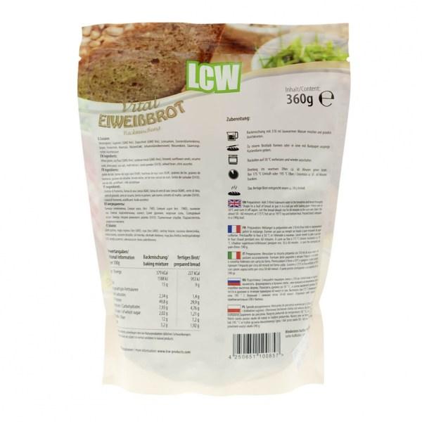 LCW Backstübchen Guten Morgen Brotmackmischung online kaufen. Brotbackmischung 590 g kaufen