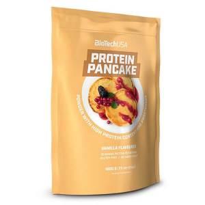 BioTech USA Protein Gusto Pancake Vanille 480 g Packung. Low Carb Pancake / Low Carb Pfannkuchen, 50g Eiweiß. BioTech USA Protein Gusto Pancake kaufen!
