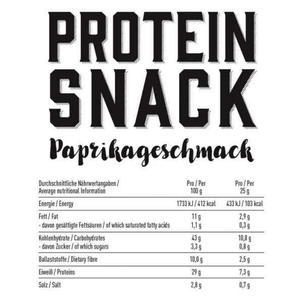 GOT7 Protein Snack Nachos Paprika 50 g kaufen online