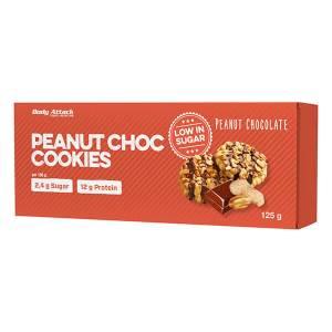 Body Attack Low Sugar Cookies Kekse Peanut Chocolate - Erdnuss Schoko 125 g Packung kaufen. Body Attack Low Sugar Cookies Kekse, zuckerarm, 12g Protein,...