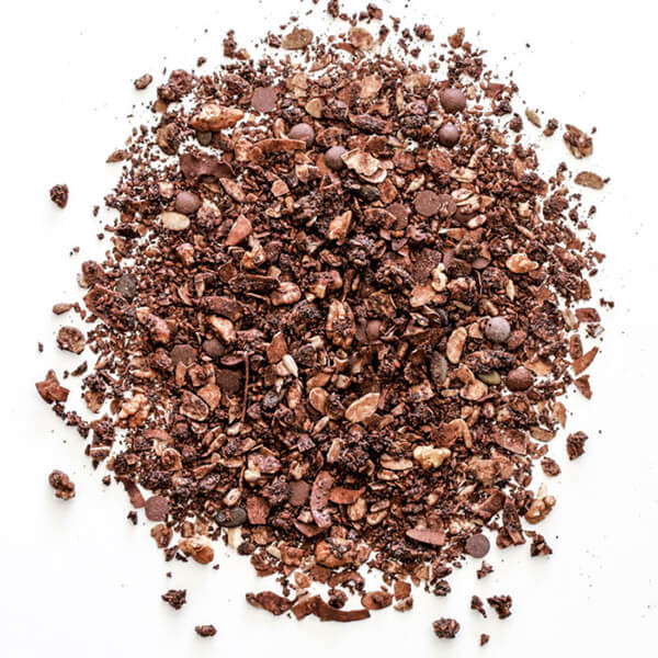Simply Keto Schoko-Knusper-Müsli glutenfrei laktosefrei paleo keto 500 g Beutel kaufen. Low Carb, Simply Keto Schoko-Knusper-Müsli online kaufen. Low Carb Müsli kaufen