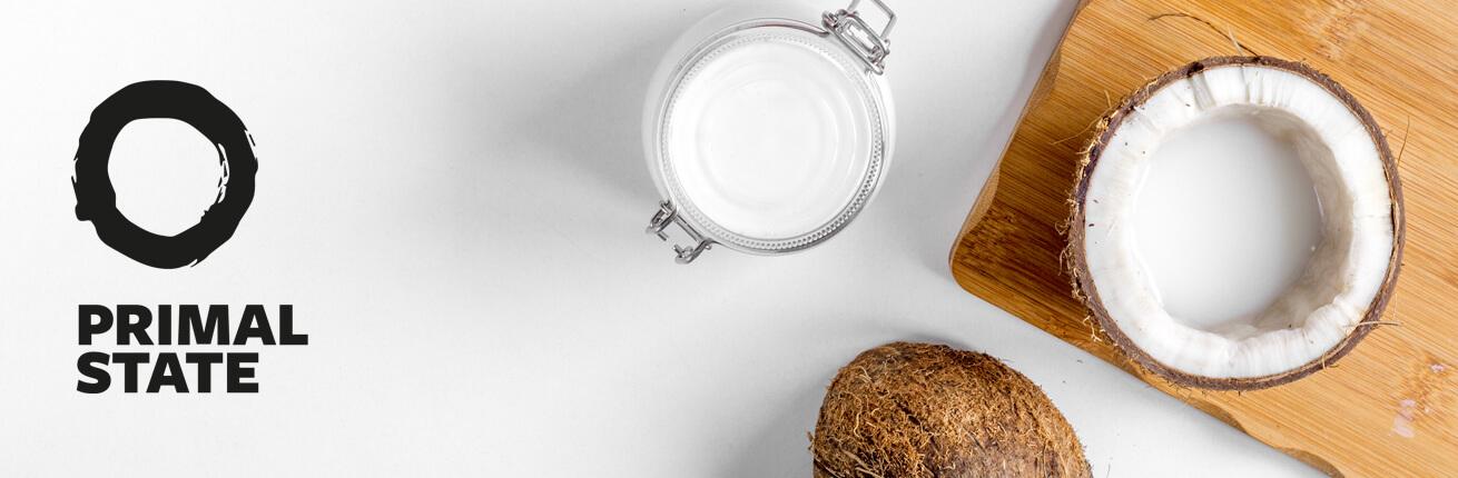 Primal State MCT Öl kaufen. Kokosöl von Primal State online kaufen.