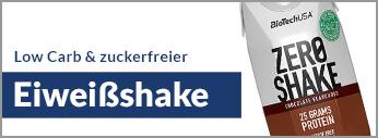 Zuckerfrei Eiweißshake kaufen. Eiweiß Shake online bestellen