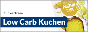 Zuckerfrei Online Shop Low Carb Kuchen