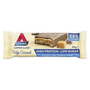 Atkins Protein Riegel Fudge Caramel 60 g kaufen.