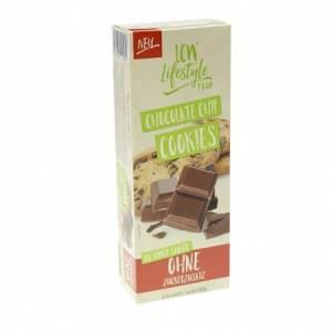 LCW Cookies Kekse ohne Zucker Zusatz Chocolate Chip Schokokekse 135 g online kaufen. Zucker reduzierte Kekse von LCW kaufen. Ohne Zucker, gesüßt mit Maltit!