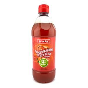 Slimpie zuckerfreier Limonaden Sirup Blutorange-Grapefruit 580 ml kaufen. Slimpie Sirup kaufen für 7 Liter Limonade! Zuckerfreier Limonaden Sirup.