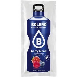 Bolero Instant Erfrischungsgetränkepulver 9 g Beutel BERRY BLEND Beerenfrüchte! Bolero Instant Erfrischungs Getränkepulver Beutel für fertiges Getränk.