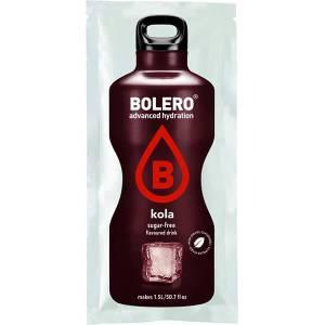 Bolero Instant Erfrischungsgetränkepulver 9 g Beutel KOLA Cola für 1,5 l fertiges Getränk! Bolero Instant Getränkepulver Beutel für fertiges Getränk.