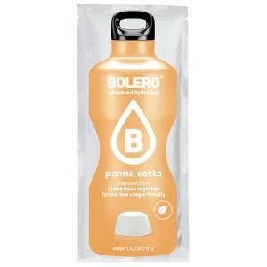 Bolero Instant Erfrischungsgetränkepulver 9 g Beutel PANNA COTTA für 1,5 l fertiges Getränk! Bolero Instant Getränkepulver Beutel für fertiges Getränk.
