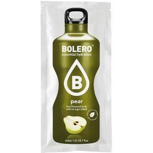 Bolero Instant Erfrischungsgetränkepulver 9 g Beutel PEAR Birne für 1,5 l fertiges Getränk! Bolero Instant Getränkepulver Beutel für fertiges Getränk.