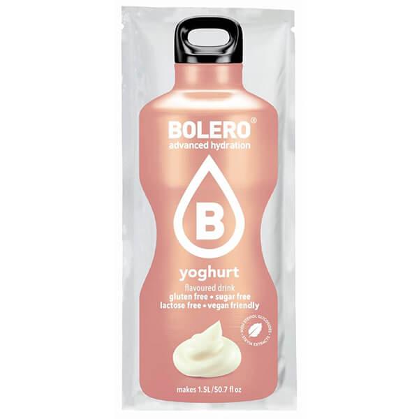 Bolero Instant Erfrischungsgetränkepulver 9 g Beutel YOGHURT Joghurt für 1,5 l Getränk! Bolero Instant Getränkepulver Beutel für fertiges Getränk.