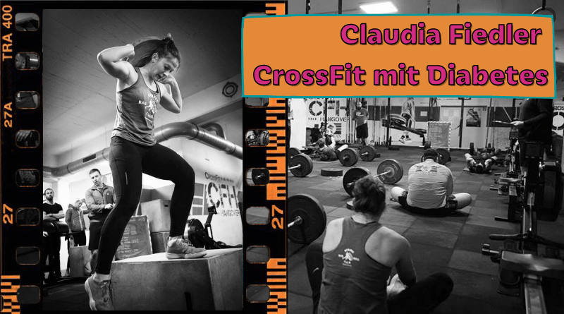 Claudia Fiedler - Crossfit mit Diabetes Typ 1