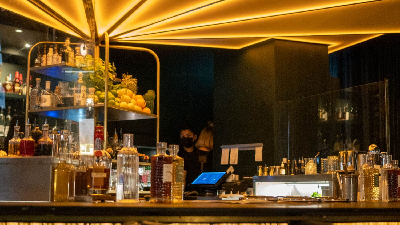 Ory Bar München Tresen