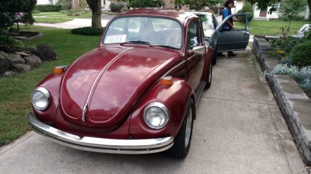 1972 Super Beetle 1302