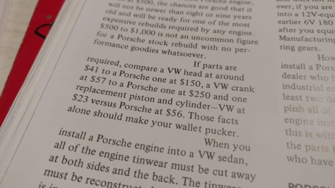 How to Hot Rod Volkswagen Engines page with low prices