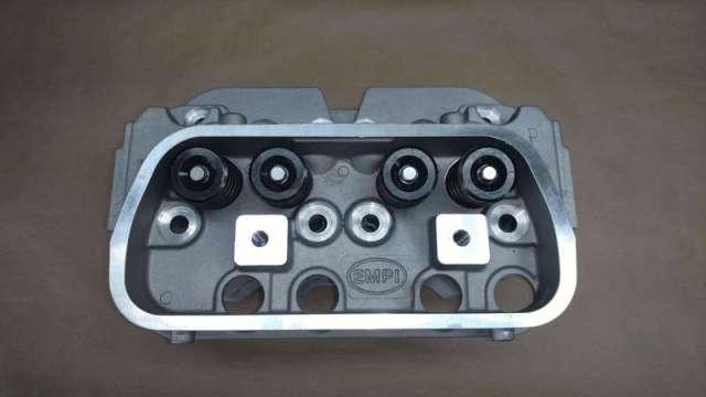 EMPI GTV-2 Dual Port Cylinder Head - Single Hi-Rev Springs 98-1329-B