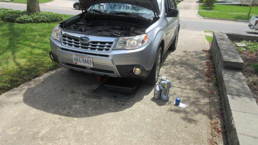 Subaru Oil Change