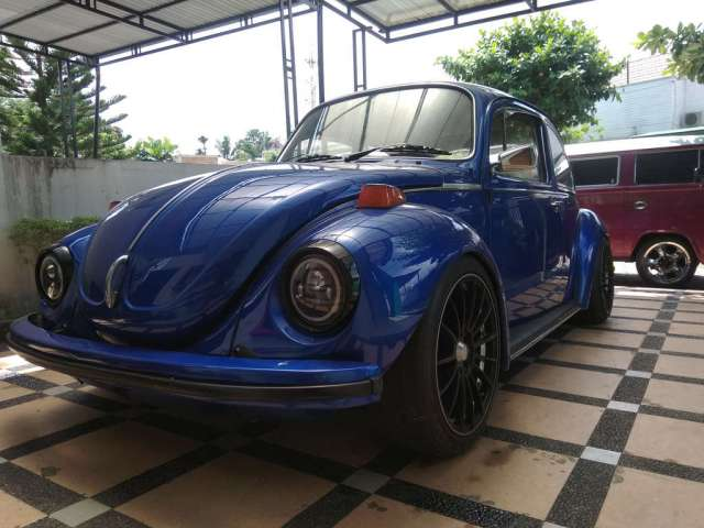 Ade Prakasa's 1973 1303 Beetle