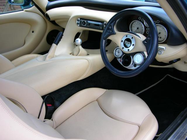 TVR Cerbera Cockpit