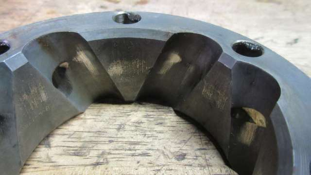 1979 VW Beetle - Driver Side CV Joint (Wear Pattern)