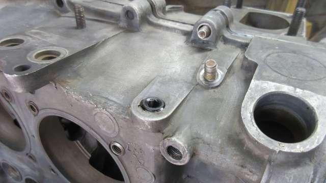 1979 AJ Engine Rebuild