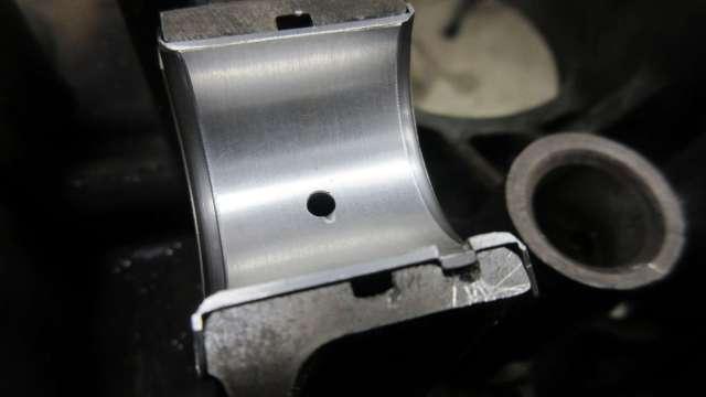 1979 VW Beetle - FI AJ Engine - Cam Bearing Work