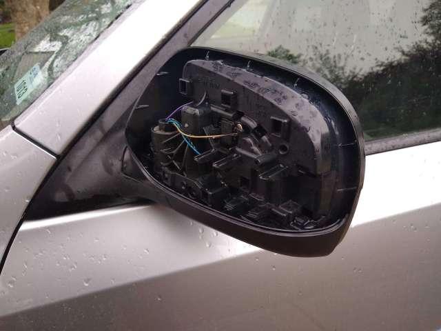 Subaru Forester - Driver Side Mirror