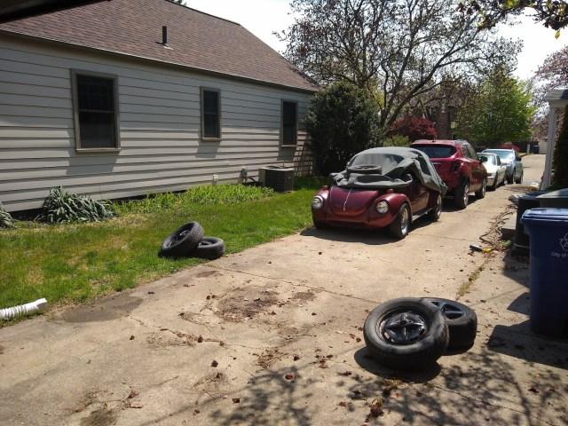 Drive & Garage Clean Up Day