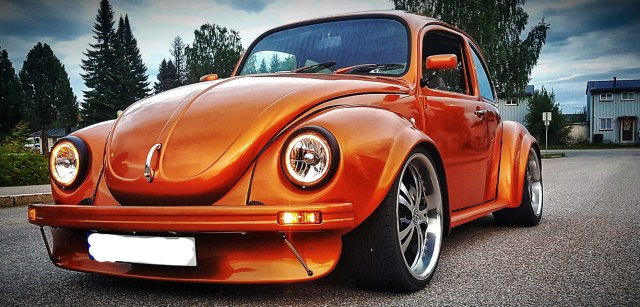 Anders Siljuberg's Beetle