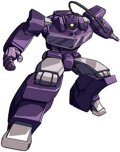 The greatest Transformer ever. This is a fact.