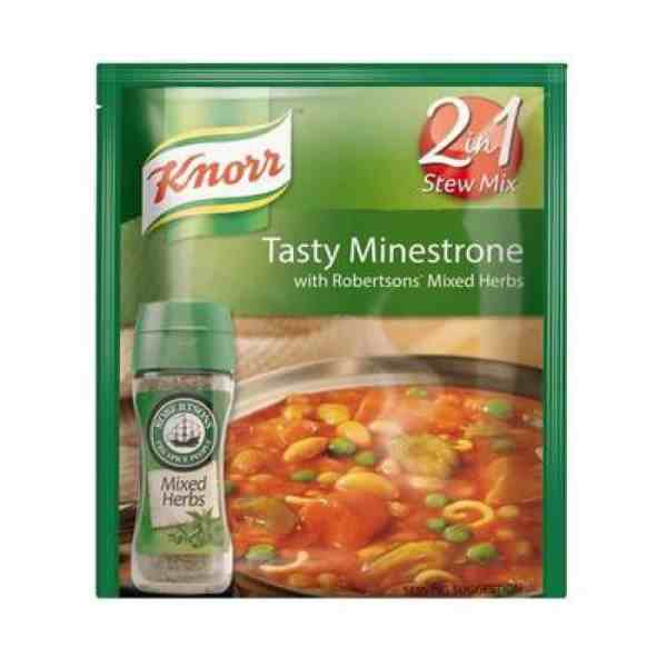 03 1100x1100 1 - Knorr Soup Minestrone & Herbs 6x10x50g