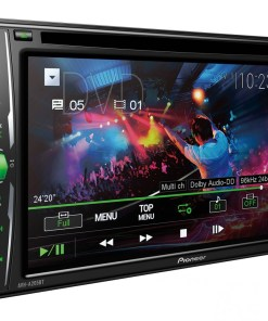 "AVH 205BT 1000x1000h - Pioneer Car Audio Double Din 6.2"" Monitor with DVD USB Tuner Phone AVH-205BT"