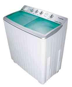 WW - Panasonic NA-W1300TLSS Twin Tub Semi Auto Washer - 13 kg White
