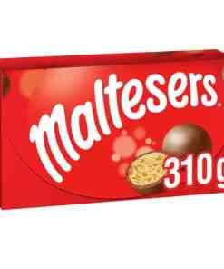 306775 b - Maltesers Milk Chocolate Box 310G