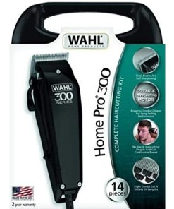 41p nJuAd8L. AC UL474 SR474450  - WAHL 9247-1327 300 Series Home Pro Clipper With Case
