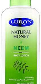 BL67 145x321 1 1 - Luron Natural Honey & Aloe Body Lotion 100ml x 6