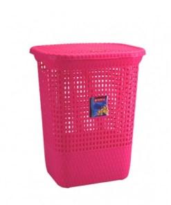 Cb 17 475x475h - Lionstar Laundry Basket Vanesa Medium CB-17 Multi Color