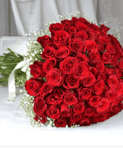 FZ0037 - Bunch Of  Red Roses