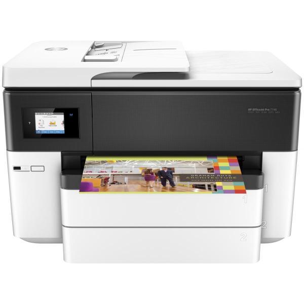 HP OfficeJet Pro 7740 Wide Format All In One Printer 1 - HP OFFICEJET PRO 7740 WIDE FORMAT ALL IN ONE PRINTER