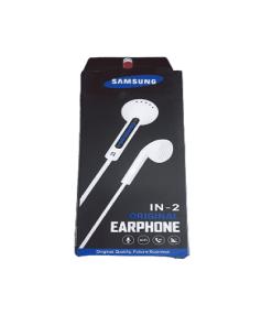 IN 2 - Samsung Earphone IN-2