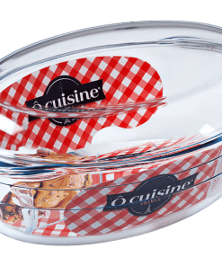 OVAL CASSEROLE packed - OCUISINE OVAL ROASTER 4L/39X27CM / 347BC00/1044